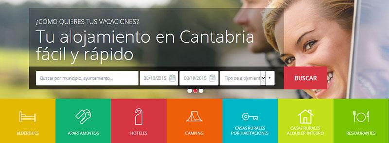 Tu alojamiento en Cantabria fácil y rápido