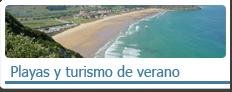 Playas y turismo de verano