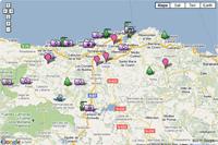 Mapas de Cantabria