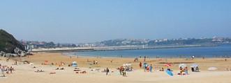 Playa de Cuchía