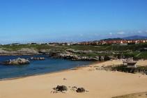 Playa San Juan de la Canal