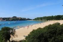 Playa El Rosal o Tostadero