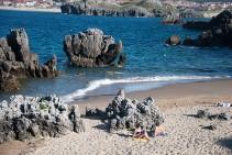 Playa de Arnadal o Los Franceses