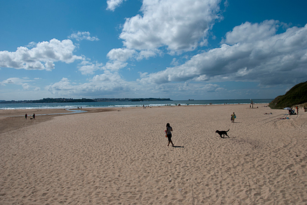 Playa de Loredo en Loredo