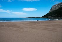 Playa Oriñón