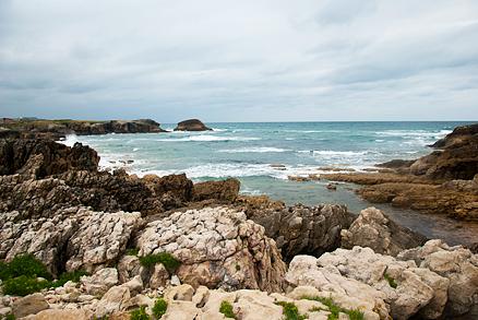 Playa El Bocal en Monte
