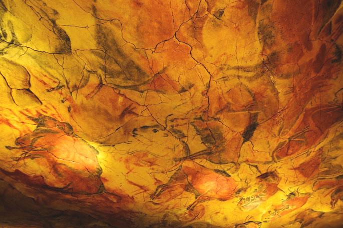 Cueva De Altamira - Santillana Del Mar